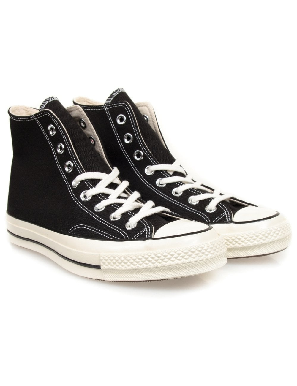 Converse Chuck Taylor 70s Hi Boots - Black - Footwear from Fat ... 085f3ab4a