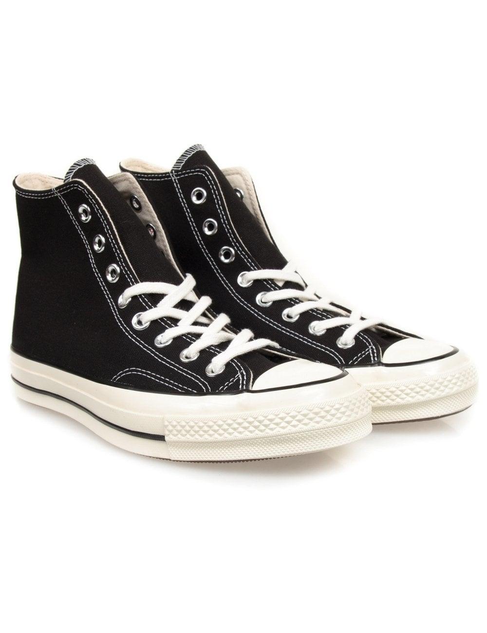 Converse Chuck Taylor 70s Hi Boots - Black - Footwear from Fat ... db83f8f821ef