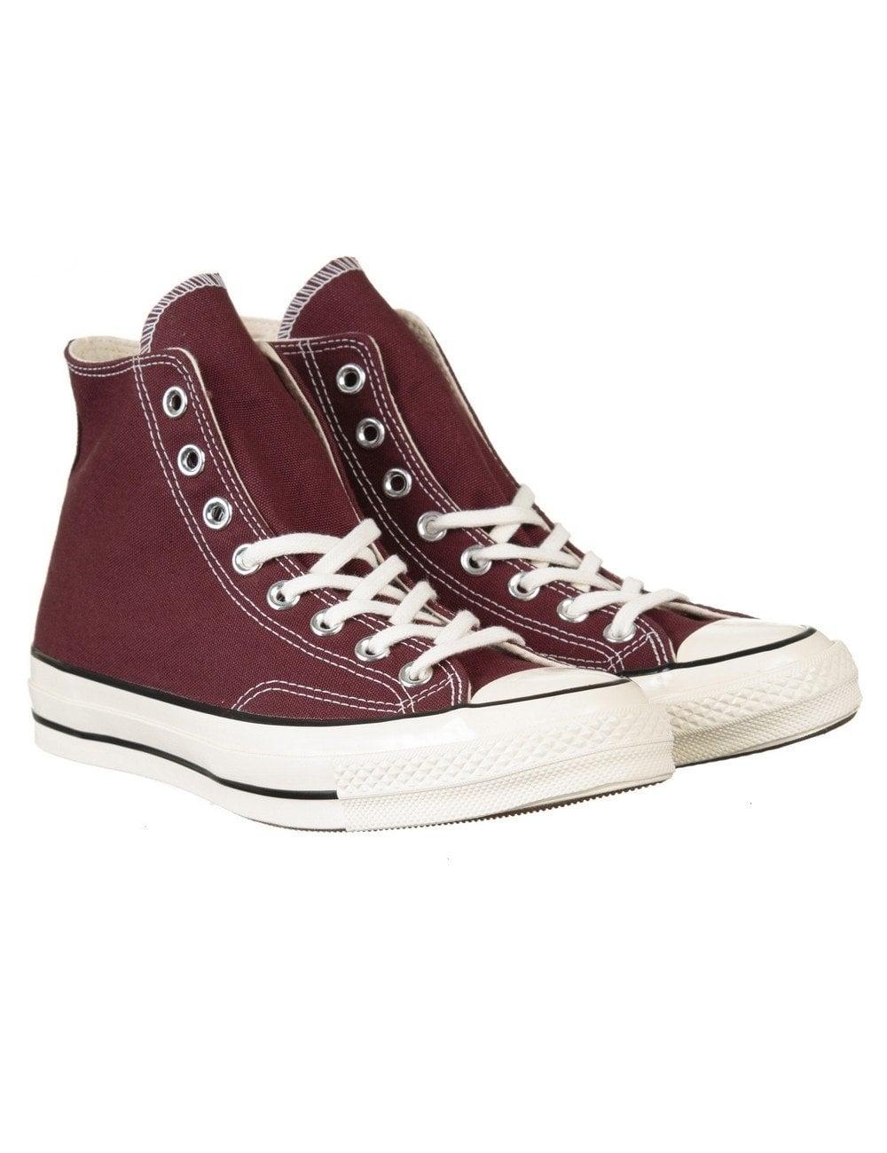 3d38267ba774fd Converse Chuck Taylor 70s Hi Boots - Branch Red - Footwear from Fat ...