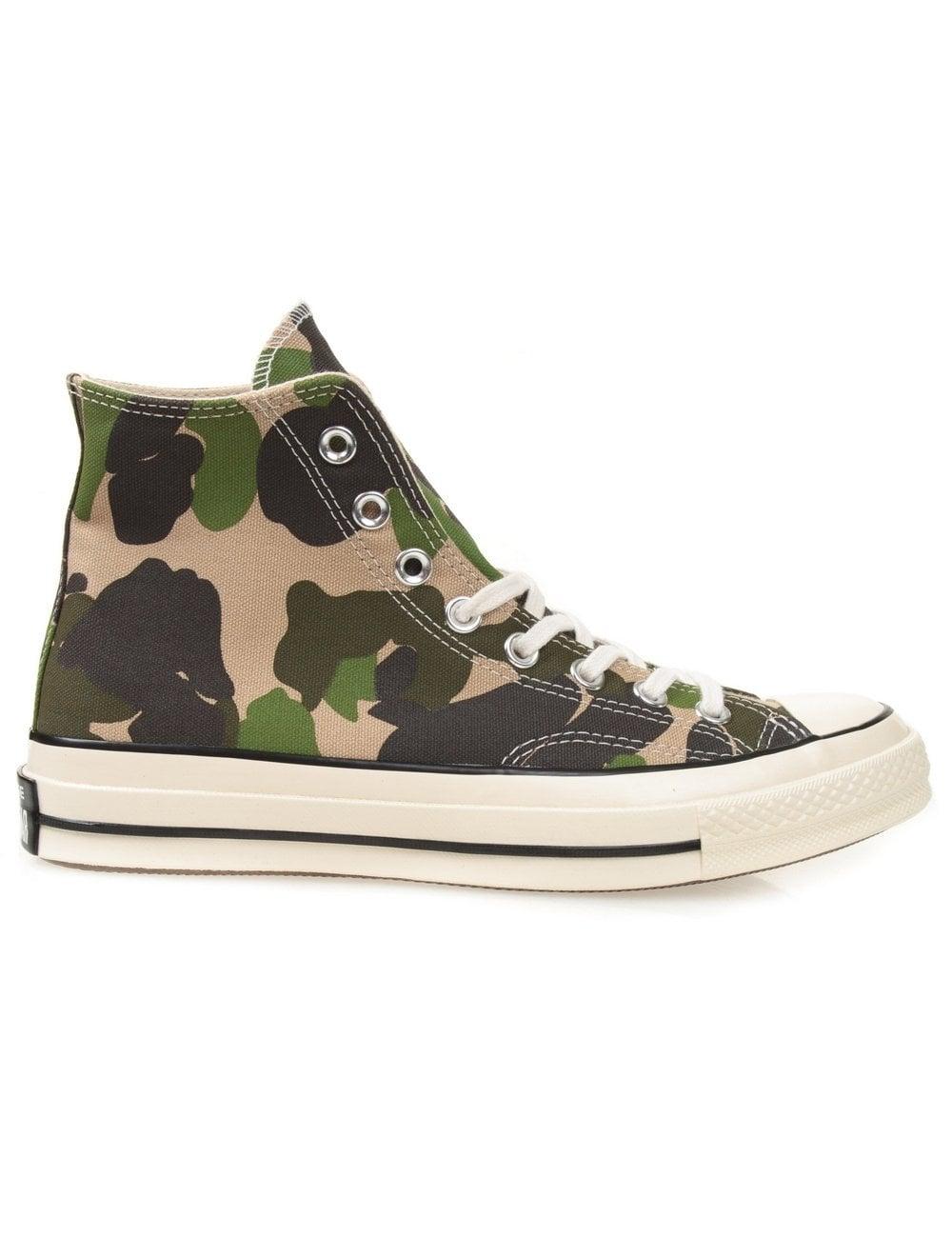 converse uomo camouflage
