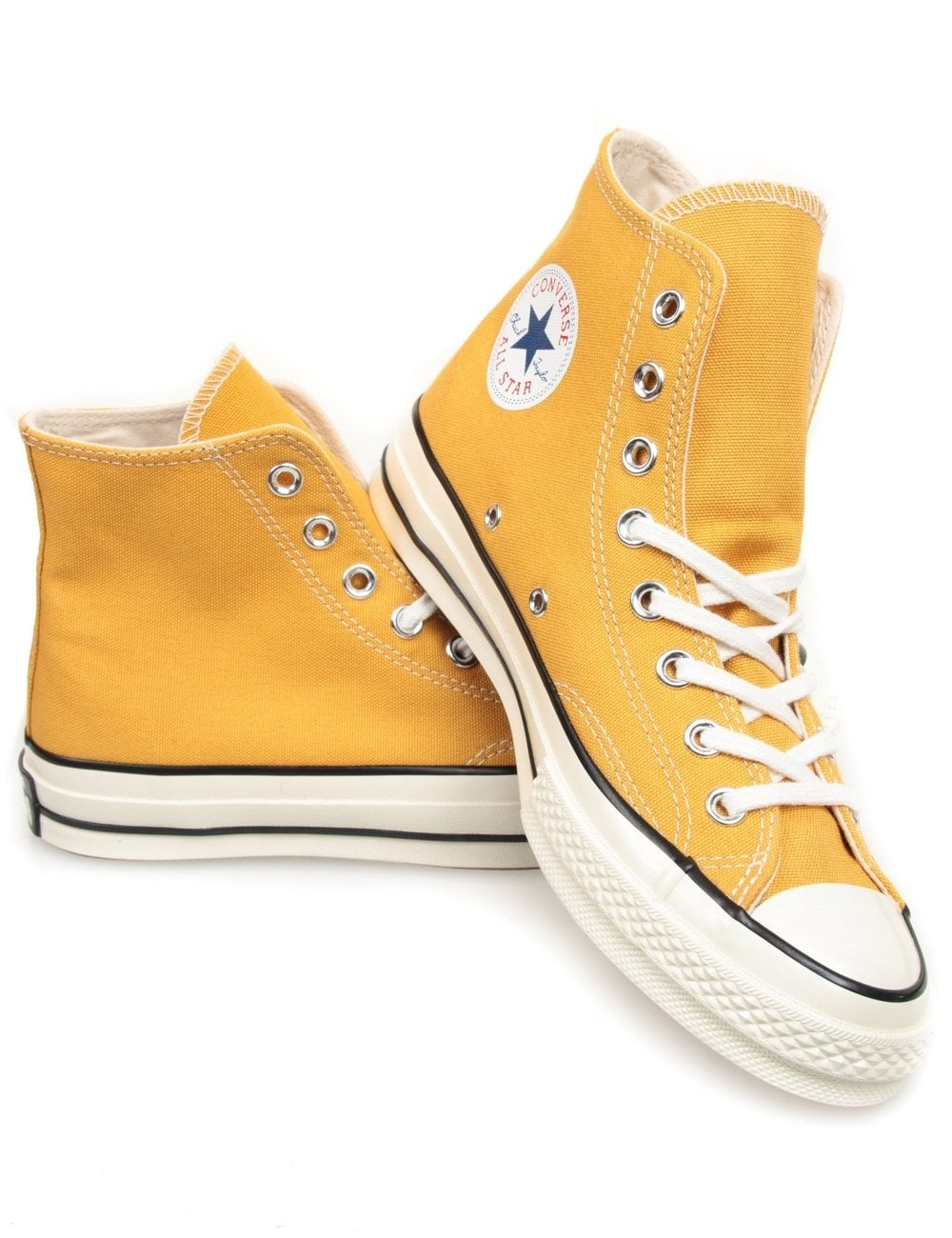 converse 70s sunflower