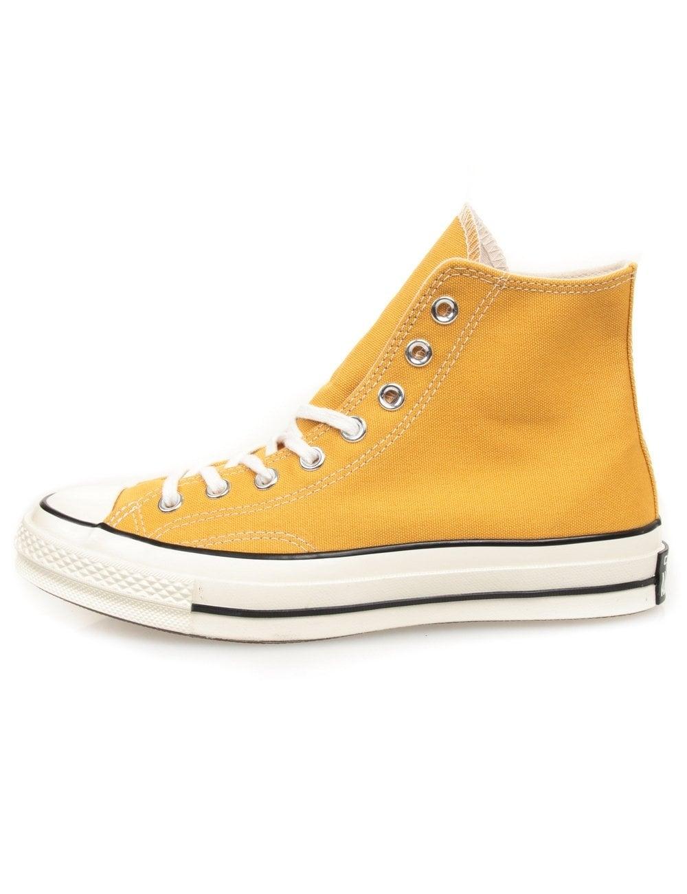 Converse Chuck Taylor 70s Hi Boots - Sunflower - Footwear from Fat ... 63f127aa5