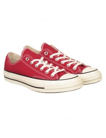 Chuck Taylor 70s Ox Shoes - Crimson