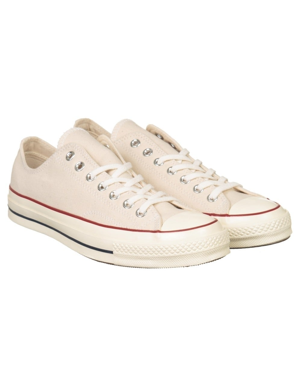 959825fee7ee Converse Chuck Taylor 70s Ox Shoes - Parchment - Footwear from Fat ...