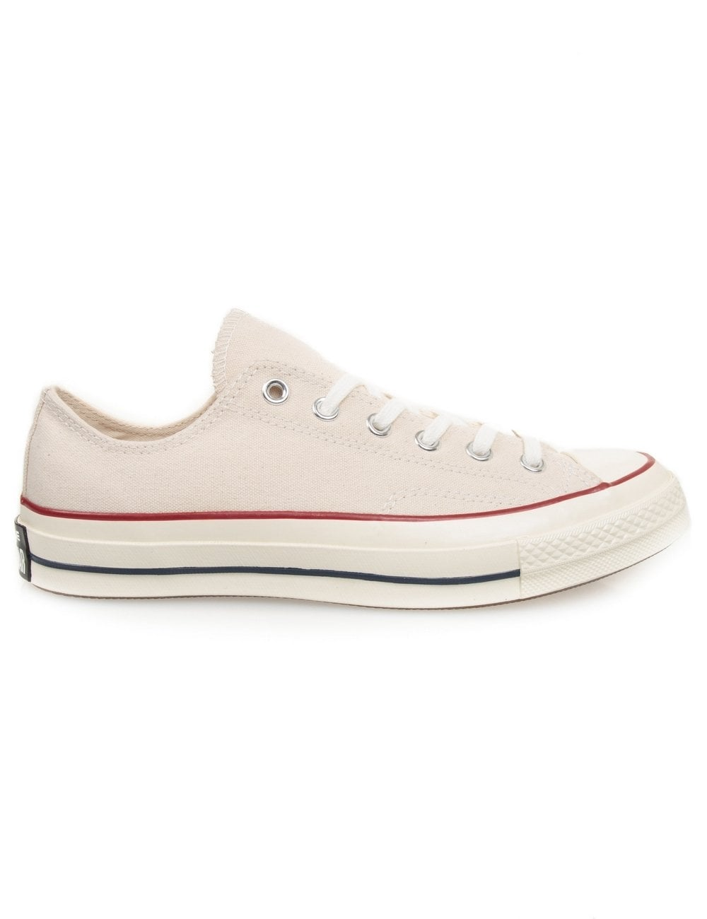 9818c229f2022d Converse Chuck Taylor 70s Ox Shoes - Parchment - Footwear from Fat ...