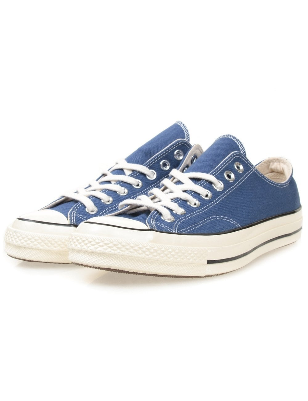 converse 70s. chuck taylor 70s ox shoes - true navy converse