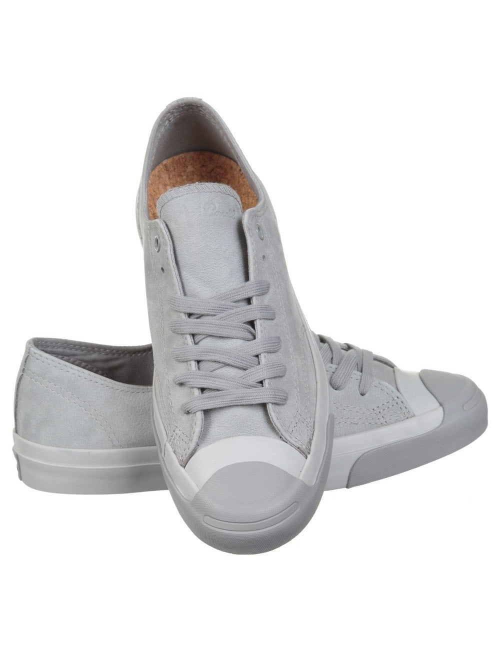 converse jack purcell gray 36zh  Converse Jack Purcell Jack Ox Shoes