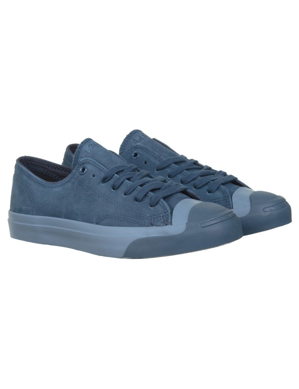 c3ca68aa8054 Converse Jack Purcell Jack Ox Shoes - Navy Navy - Footwear from Fat ...