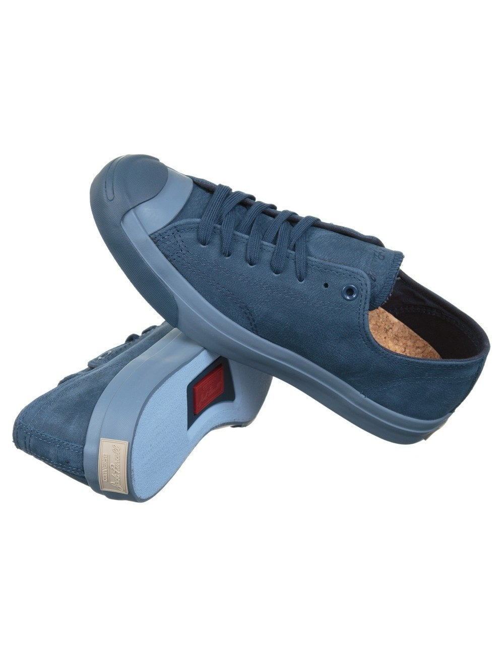4e92edbb932 Converse Jack Purcell Jack Ox Shoes - Navy Navy - Footwear from Fat ...