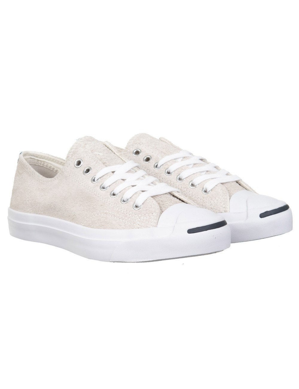 1e1c26f2967d Converse Jack Purcell Jack Ox Shoes - Vaporous Grey - Footwear from ...