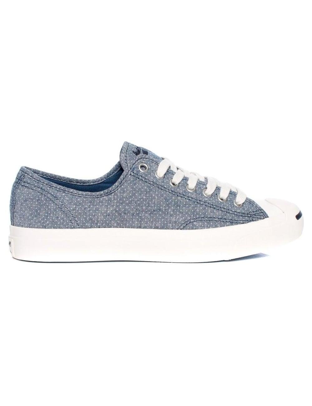 66fb4891c66b Converse Jack Purcell Jack Purcell LTT OX - Denim - Footwear from ...