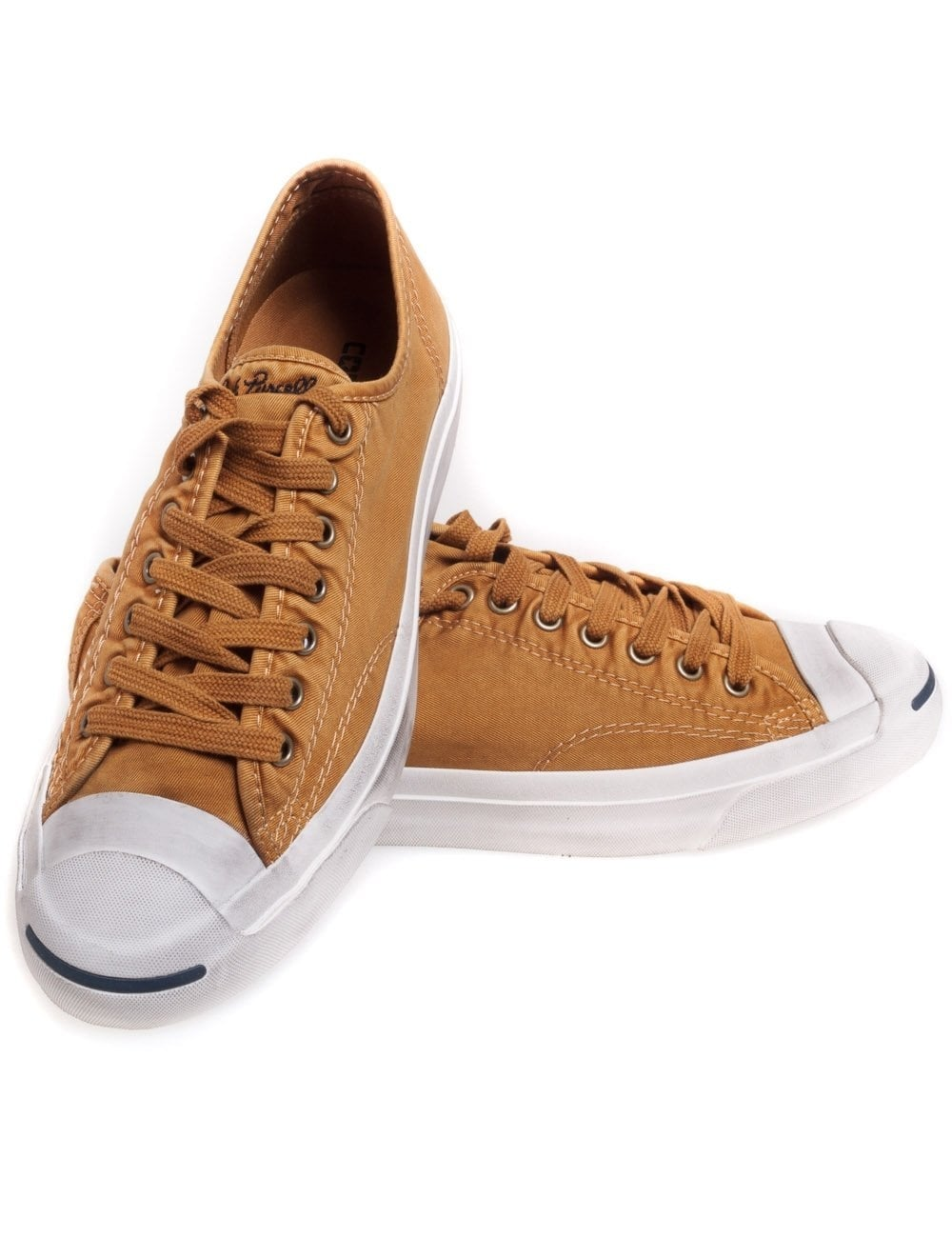 55165bc56fc Converse Jack Purcell Jack Purcell OX - Venice Brown - Footwear from ...