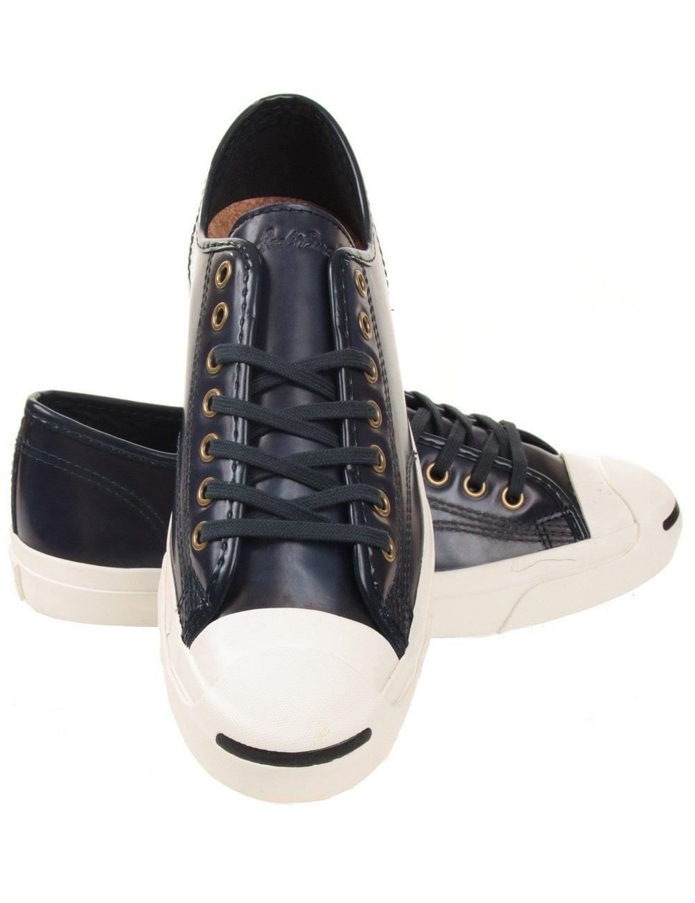 e32f3ba03f4 Converse Jack Purcell LTT OX Shoes - Victorian Blue - Footwear from ...