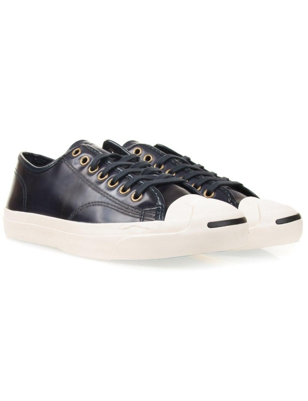 3a31ca7944ec Converse Jack Purcell LTT OX Shoes - Victorian Blue - Footwear from ...