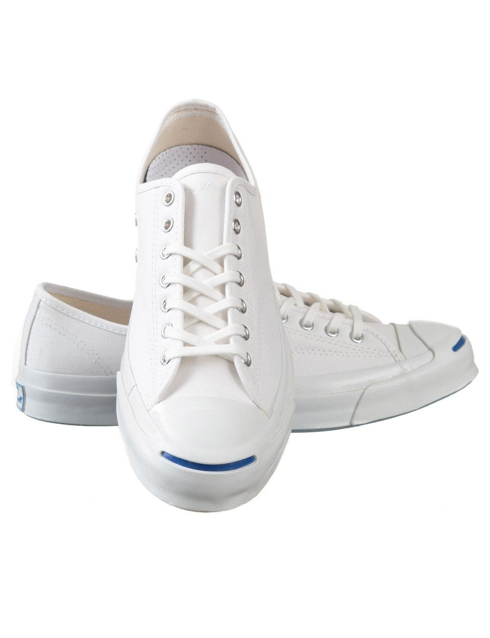 09d1e0eae5a Converse Jack Purcell Signature Shoes OX - White - Footwear from Fat ...