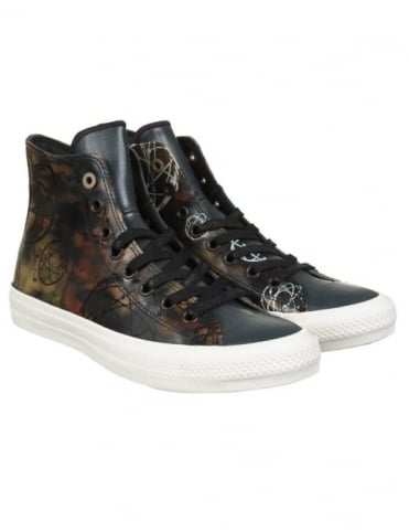 x Futura CT All Star II Hi Shoes - Futura Camo