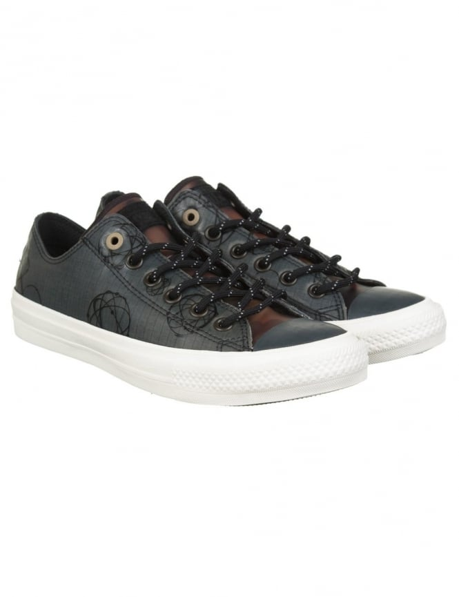 Converse x Futura CT All Star II Ox Shoes - Futura Camo