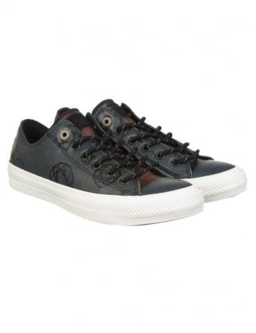 Converse x Futura CT All Star II Ox Shoes - Futura Camo