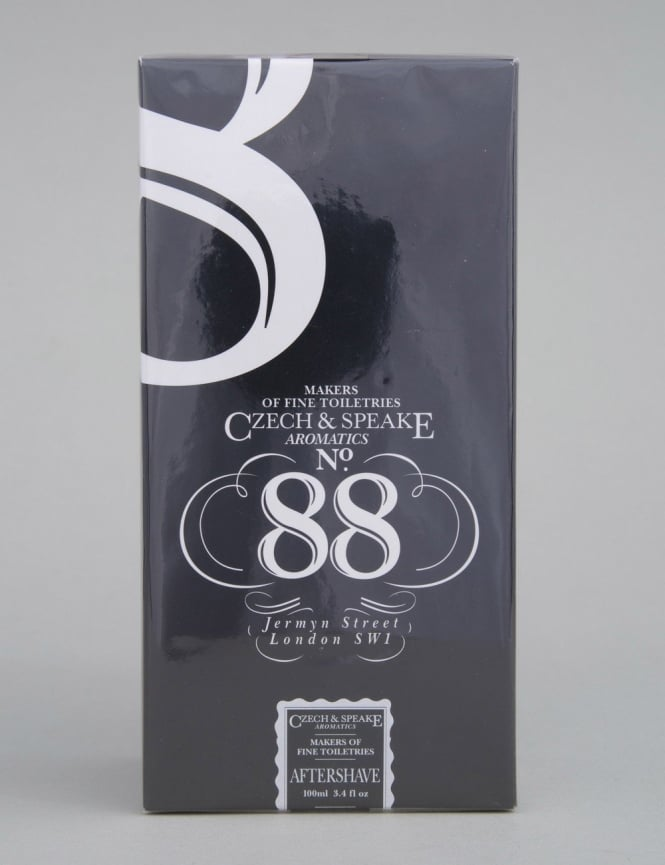 Czech & Speake No. 88 Aftershave - (100ml)