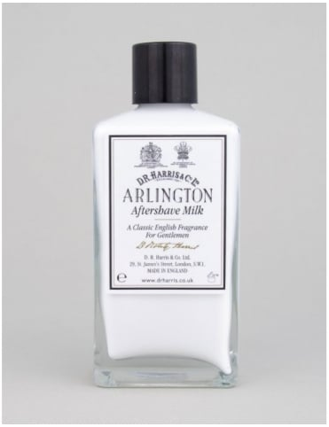 D R Harris Arlington Aftershave Milk (100ml)