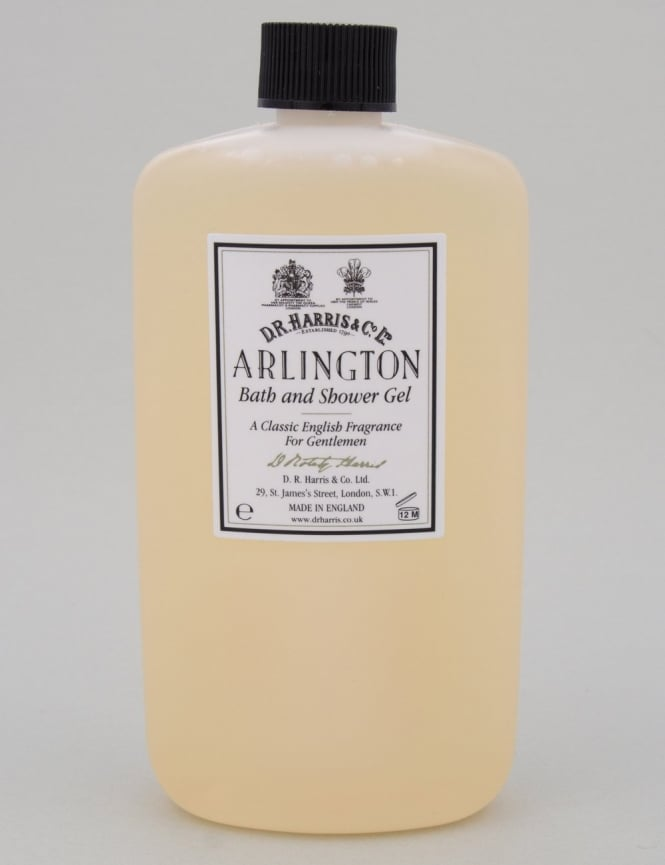 D R Harris Arlington Bath & Shower Gel - 250ml