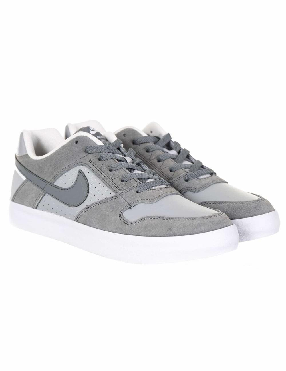 Delta Force Vulc Trainers - Cool Grey/Wolf Grey