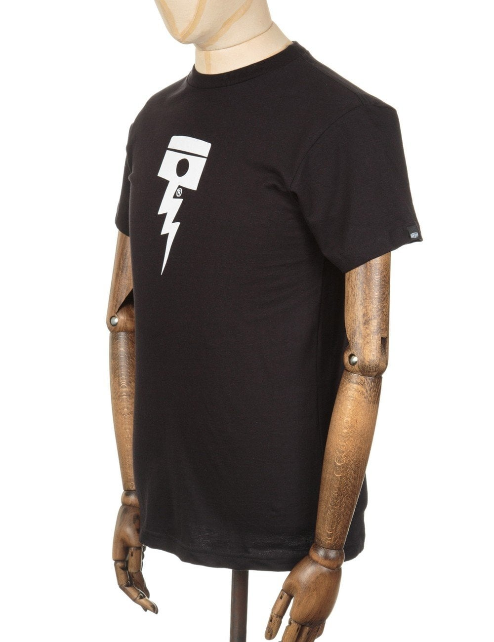 bb690d450 Deus Ex Machina Pisstin Tee - Black - Clothing from Fat Buddha Store UK