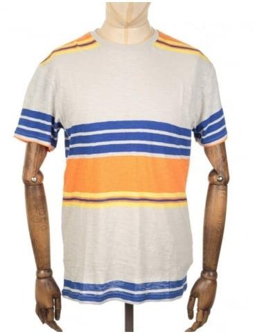 Deus Ex Machina Wye T-shirt - Birch