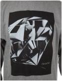 Diamond Supply Co Diamond Cut Crewneck Sweatshirt - Heather Grey