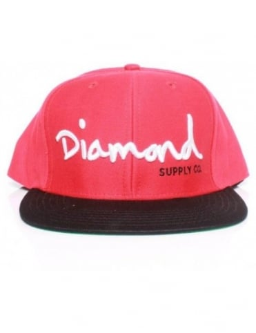 OG Logo Snap - Red