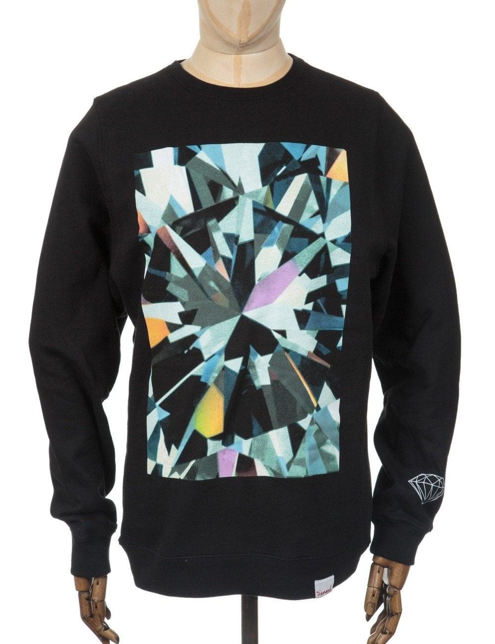 092a0f9a1bf1 Simplicity Box Sweatshirt - Black Sale · Diamond Supply Co ...