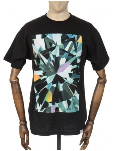 Diamond Supply Co Simplicity Box T-shirt - Black
