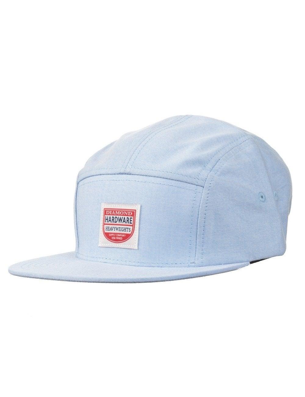 330f2b8e33ab0 ... usa the port 5 panel hat light blue d039e 70095
