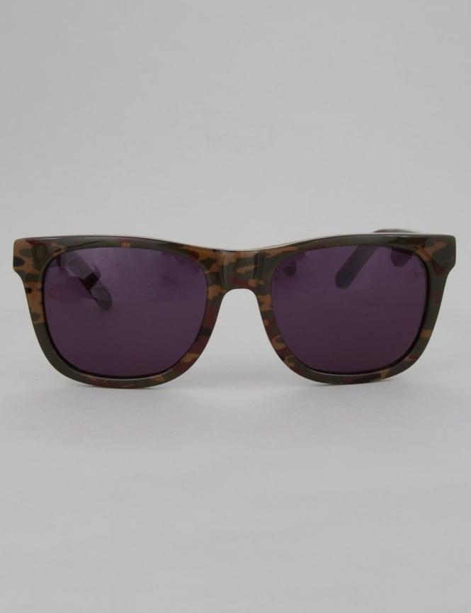 Diamond Supply Co Vermont Sunglasses - Camo