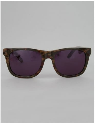 Diamond Supply Co Vermont Sunglasses - Camo