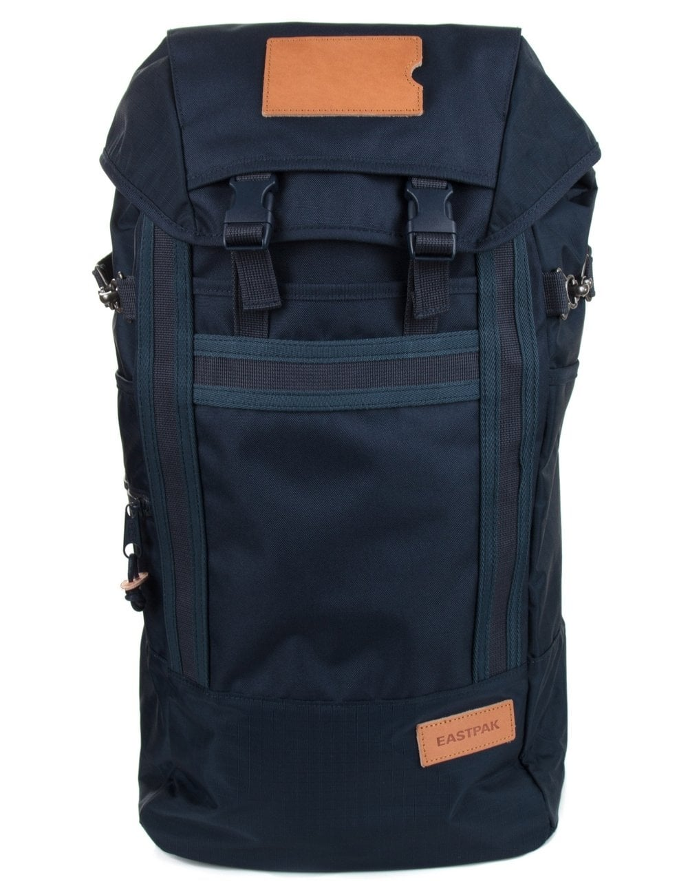 Eastpak Bust Backpack - Merge Navy - Accessories from Fat Buddha ... 237012641e
