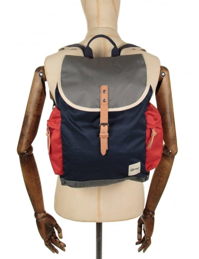 Eastpak Plica Backpack - Outwards Red