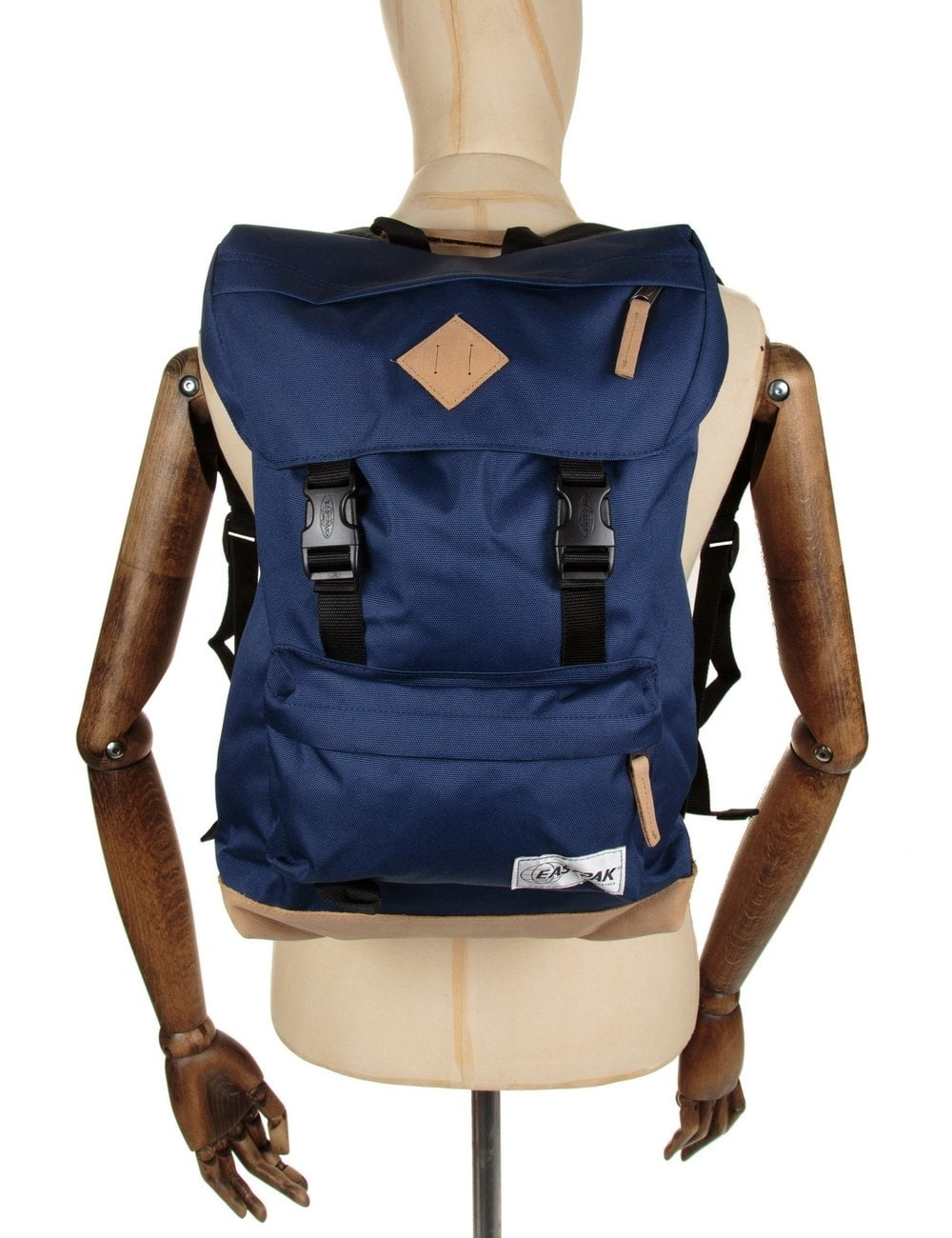 Eastpak Rowlo Backpack - Into The Out Navy - Accessories from Fat ...