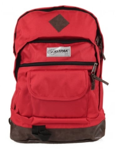 Eastpak Sugarbush Backpack - Into The Out Red