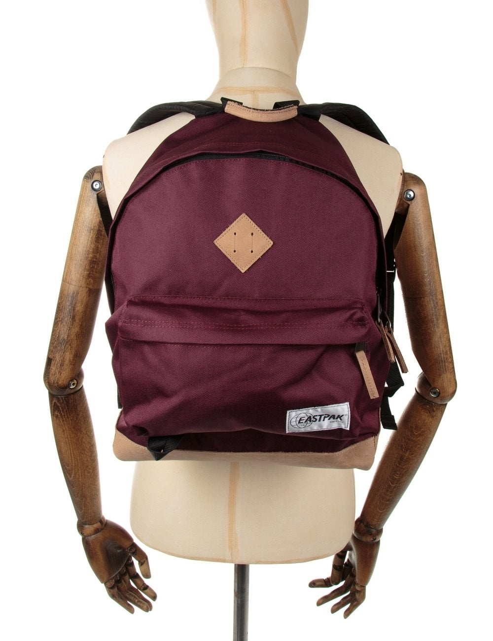 949412545 Eastpak Wyoming Backpack - Into The Out Burgundy - Bag Shop from Fat ...