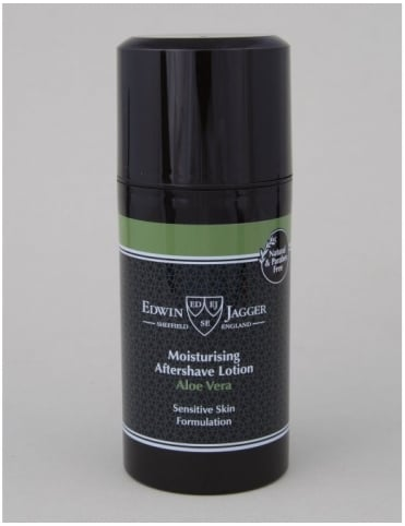 Edwin Jagger Moisturising After Shave Lotion - Limes & Pomegranate (100ml)