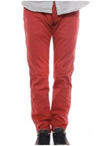Edwin Jeans 55 Chino - Terra