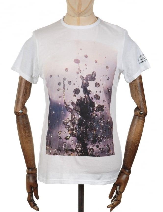 Edwin Jeans Binder T-Shirt - White