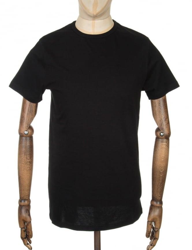 Edwin Jeans Double Pack T-shirt Tin - Black