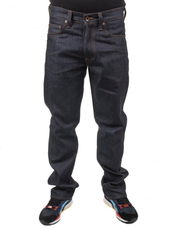 Edwin Jeans ED-39 Regular Loose Compact Denim - Unwashed