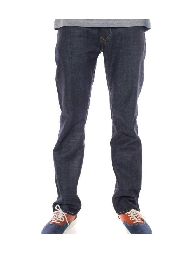 Edwin Jeans ED-39 Regular Loose Quartz Denim - Unwashed