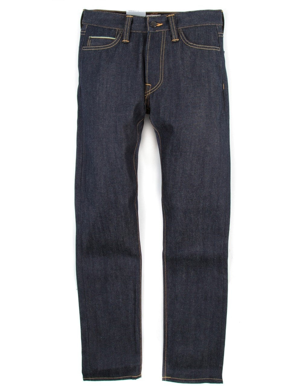 Edwin Jeans Ed 75 Relaxed Tapered 63 Rainbow Selvedge Denim