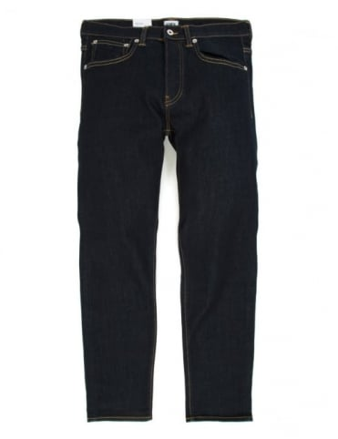 Edwin Jeans ED-80 Slim Tapered CS Red Selvedge Denim - Rinsed