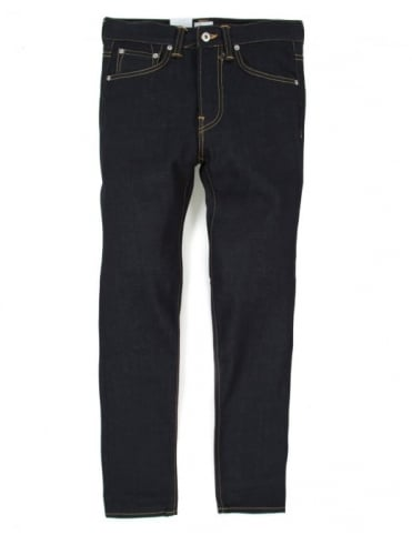 Edwin Jeans ED-80 Slim Tapered Deep Blue Denim - Unwashed