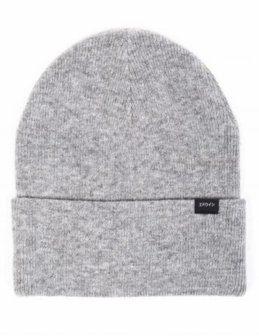 Kurt Beanie Hat - Heather Grey